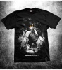 OW Overwatch Tracer Black Tshirts For Boys