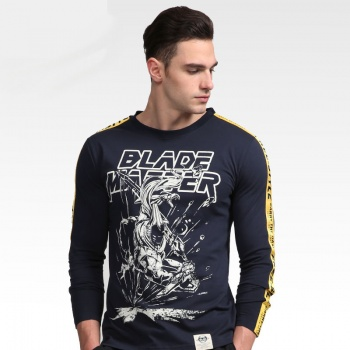 Creative LOL Master Yi  Long Sleeve T-shirt League of Legends Tee Shirts