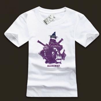 Cool Dota 2 Alchemist White T-Shirt