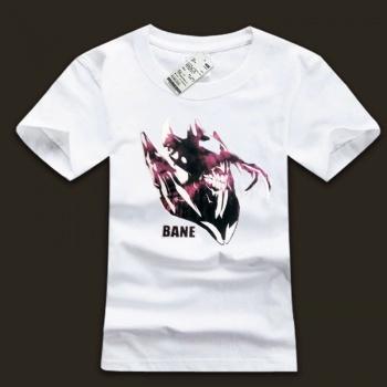 DOTA 2 Bane White T Shirt Ink Cotton Tee for Men