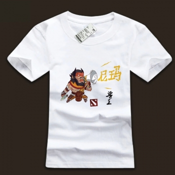 DOTA 2 Beastmaster Tshirt Funny tees for Boys