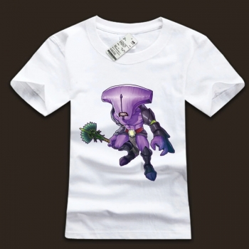 DOTA 2 Faceless Boid T-shirt Mens White Tee Shirt