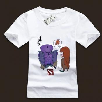 Funny Design DOTA 2 Faceless Boid T Shirt