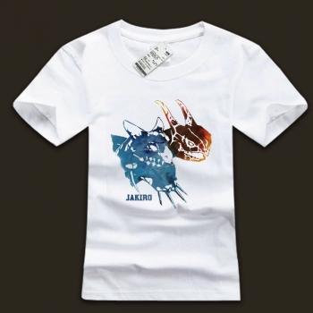 Ink Printed Jakiro Tshirt DOTA Hero Tees