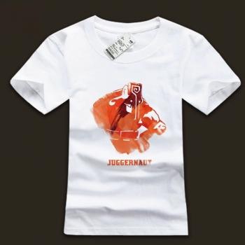 Quality Ink DOTA 2 Juggernaut White T-Shirt