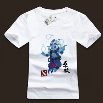 Cartoon Version DOTA Lich T Shirt