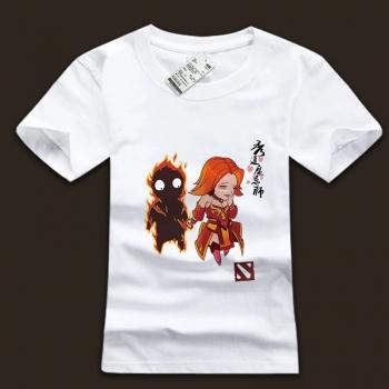 DOTA Lina Cartoon Version T-shirt
