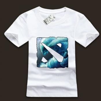 DOTA 2 Logo Morphling Designed T-shirt Cool