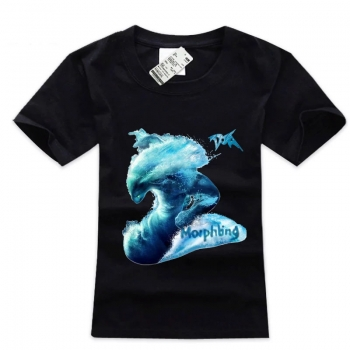 DOTA 2 Morphling Hero Tee Shirts For Mens