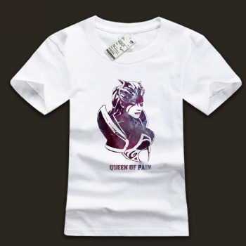 Cool DOTA Hero T-shirt Designed Queen of Pain