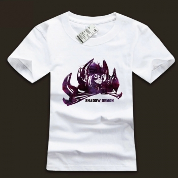 DOTA 2 Shadow Demon  O-neck graphic tees