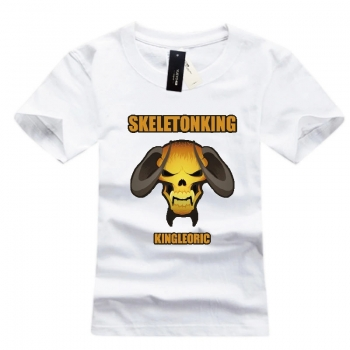 DOTA 2 Skeleton King Cotton shirt