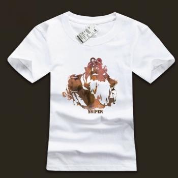 DOTA 2 Sniper Hero shirt