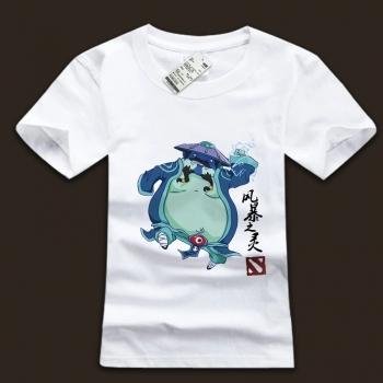 DOTA 2 Storm Spirit Hero tshirt
