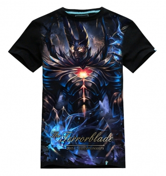Terrorblade Limited Edition Tshirts 3D DOTA 2 Heroes Tees For Mens