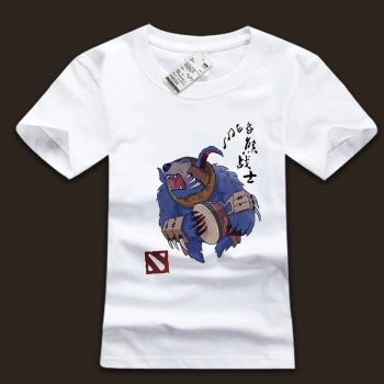 DOTA 2 Ursa Computer Game tshirts