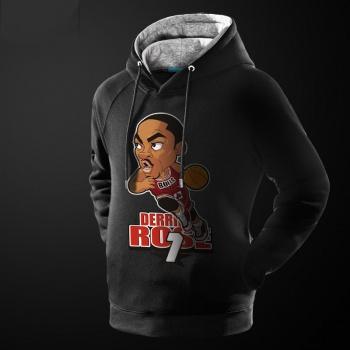 NBA Rose Hoody Para Hombres XXXL Pullover Hoodie