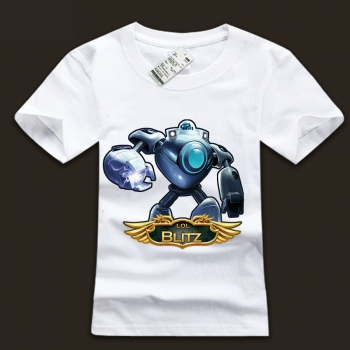 Cool LOL Blitzcrank T-Shirts For Boys
