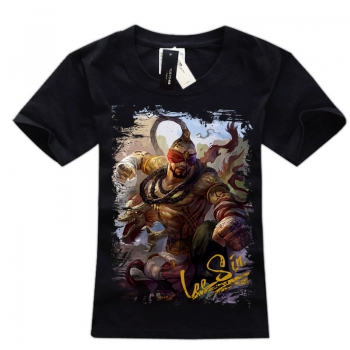 Cool  Lee Sin Tees For Men