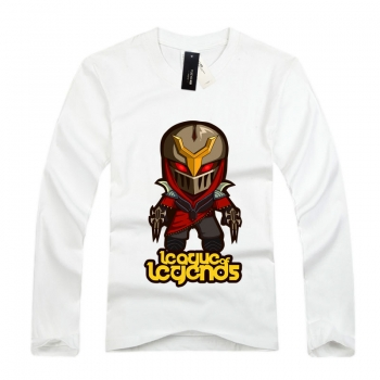 league of leagends The Master of Shadows T-Shirts For Men