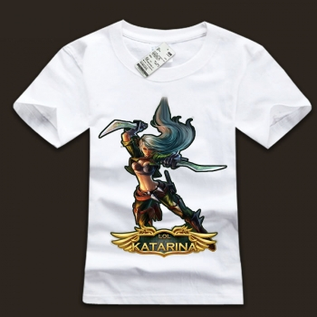 LOL The Sinister Blade Katarina Tshirts For Boys