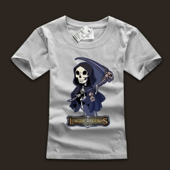 100% Cotton LOL The Deathsinger Karthus T Shirts
