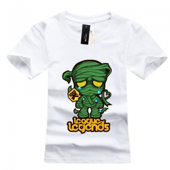LOL Amumu T-Shirts For Boys