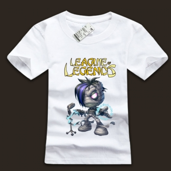 LOL The Sad Mummy  Amumu T-Shirts For Boys