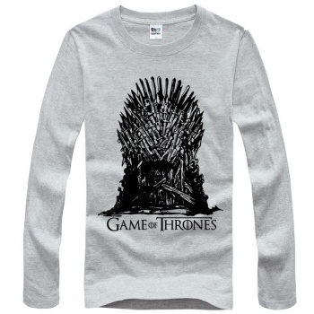 Game of Thrones Iron Throne T-shirts
