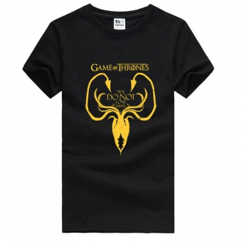 House Greyjoy Kraken T-shirts For Mens