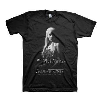 Daenerys Targaryen T Shirts Mother of Dragons Black T-shirt