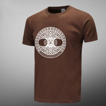Game of Thrones Brown Weirwood T-shirts