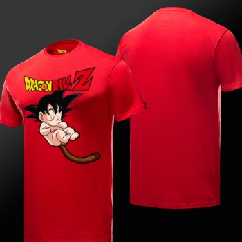 Lovely Dragon Ball Wukong T-shirts For Him