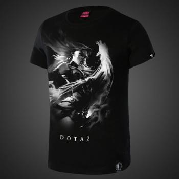 Defense of Ancients DOTA 2 Lina Tshirts For Man