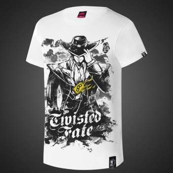 LOL Twisted Fate Card Master Ink Tshirts