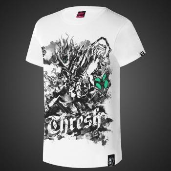 LOL Thresh Chain Warden Ink T-shirts