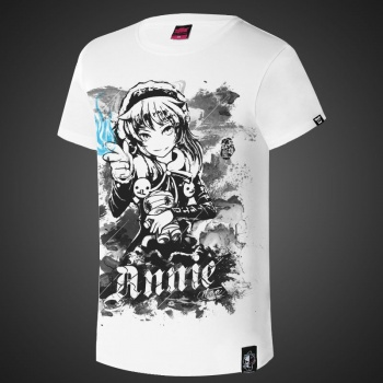 Ink LOL Annie Dark Child Tshirts For Young Mens
