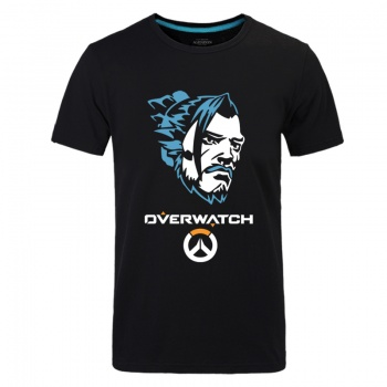 Cs Go Overwatch Hero Hanzo T Shirts