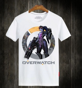 Blizzard OW Widowmaker Hero Tshirts