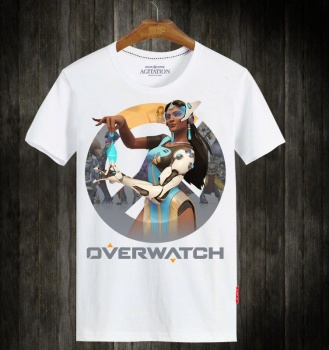 Overwatch OW Symmetra Tshirts For Mens