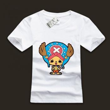 Lovely One Piece Tony Tony Chopper Tee Shirts