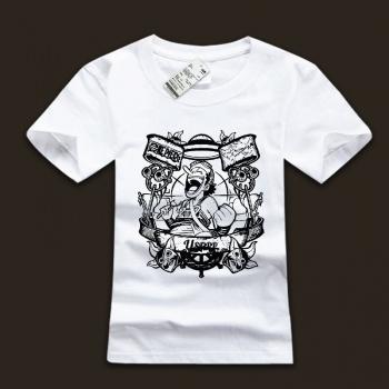 Ink Printed Usopp One Piece Mens Shirts