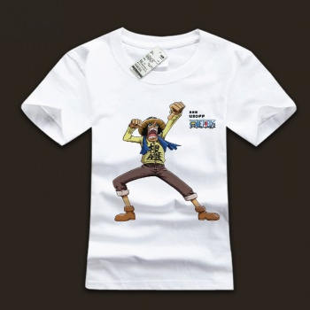 One Piece Captain Usopp Men's T-shirts