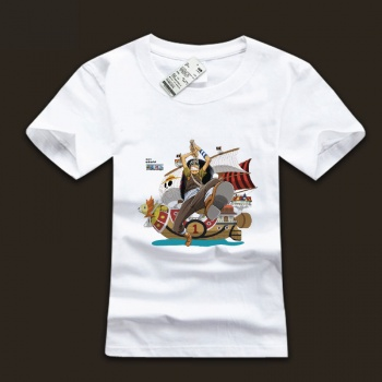 Cool One Piece Usopp T-shirts For Boys