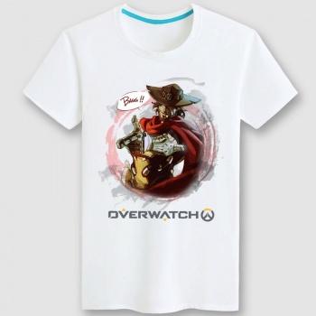 Cool Overwatch Mccree Hero Shirts