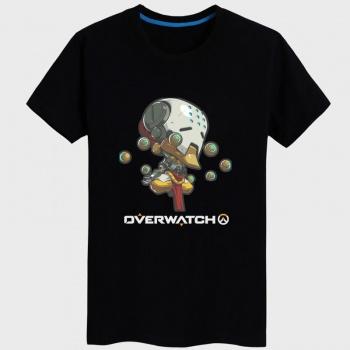 Overwatch Zenyatta Tee Man black Tshirt
