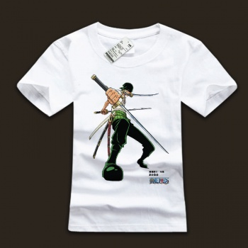 Cool Roronoa Zoro One Piece Mens Shirts