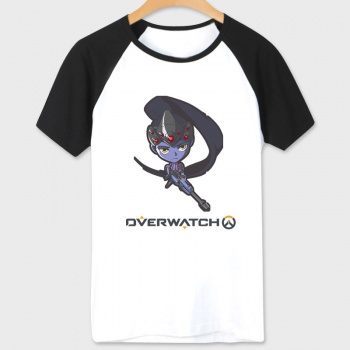 Overwatchv Character Tee Shirt Men white T-shirts