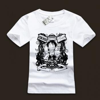 One Piece Monkey Luffy Men's T-shirts