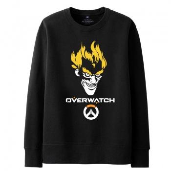 Hoody CS Overwatch Junkrat sudadera hombre negro